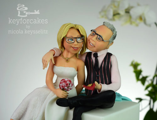 Wedding Cake-Topper