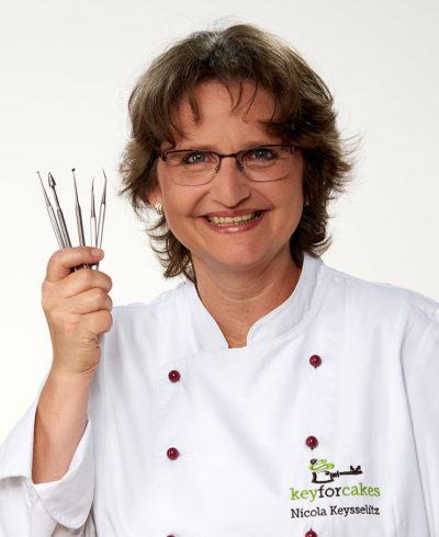 Nicola Keysselitz von Key for Cakes